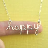 happy necklace | Cargoh