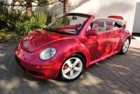 2009 Barbie Volkswagen Beetle convertible