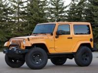 2012 Mopar Accessorized Jeep Wrangler