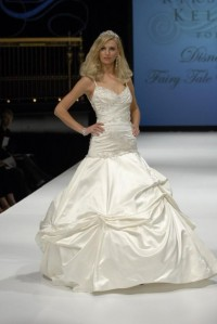 Kirstie Kelly for Disney Fairy Tale Weddings Spring 2008