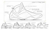 Jordan XI/VII Details by Ben Adams-Keane at Coroflot