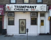 Photo of the Day: Brooklyn Storefront Churches: Gothamist