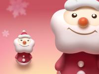 Santa Claus by Li P