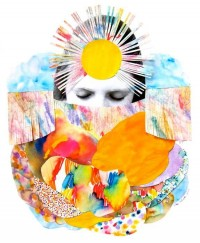 Niky Roehreke Fashion Mixed Media Illustrations | Trendland: Fashion Blog & Trend Magazine