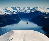 Stranda Ski Resort - Visual identity on Branding Served