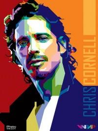 Todos os tamanhos | Chris Cornell in WPAP | Flickr – Compartilhamento de fotos!