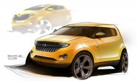 SKODA FABIA yellow remake after 8 years by Marek Rakucak at Coroflot