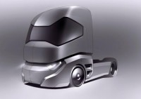 Truck concept by Alexander Kotlyarevsky at Coroflot