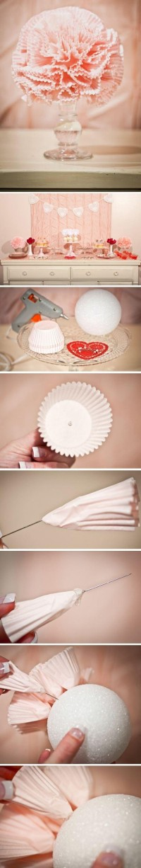 Craft Ideas / DIY / pretty, and easy