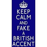 me! / british british!