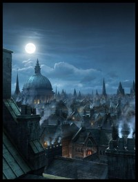 London Rooftops by ~Raphael-Lacoste