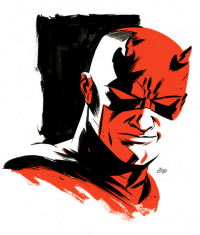 Comic Book Artist: Michael Cho | Abduzeedo | Graphic Design Inspiration and Photoshop Tutorials