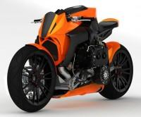 The Kickboxer Motorcycle Design | Luxury Lifestyle Blog
