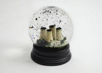 Coal Globes make a statement about climate change — Lost At E Minor: For creative people
