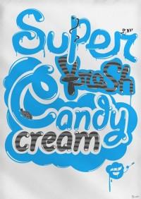 35 affiches à la typographie créative « Publiz – Inspiration graphique et publicité créative