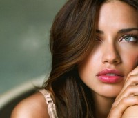 Adriana Lima Portrait 1200x1024 | Magicwallpapers.net