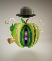 26 beautiful 3D works!
