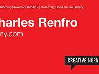 2012/02 Charles Renfro on Vimeo