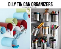 DIY Organizing Ideas! 10+ DIY Ideas to boost your Spring Cleaning