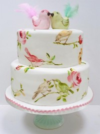 dessert girl: Nevie-Pie Cakes