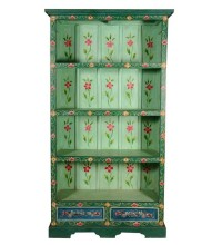 Buy Vibrant And Lively Wooden Book Case   Racks & Cabinets   Pepperfry.com