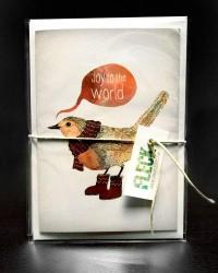 Fleck — Christmas Cards