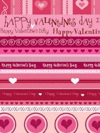 Crafter on a Budget: Free Printables- Valentine's Day Scrapbook Paper