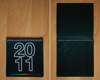 Calendar 2011 (Part 2) - [Editorial]