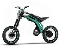 KTM Trik's Bike for European Big Cities in 2030 | Tuvie