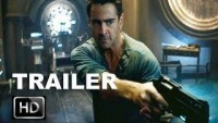 Total Recall 2012 Official Trailer [HD]: Colin Farrell Recalls His Dangerous Past: ENTV - YouTube