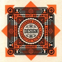 Designspiration — Facebook Design Coasters | The Graphic Works of Ben Barry