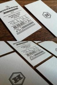 Designspiration — 30 Examples of Very Original Business Card Designs | Top Design Magazine - Web Design and Digital Content