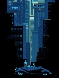 Designspiration — Kevin Tong x The Black Keys | BLDGWLF