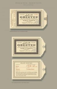 Obeetee Identity|Roseys 2010