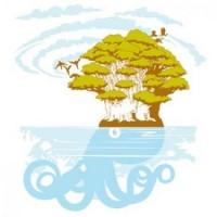 Oak-Topus - Uneetee.com