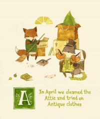 Adventures with Barefoot Critters: An ABC Book