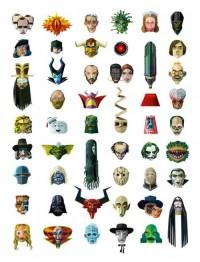 Vector Illustrations by Robert Ball - What an ART