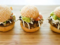Gojee - Black Bean Sliders