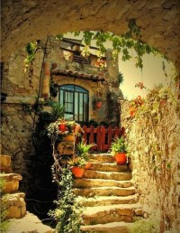 Chasing Rainbows........Butterflies........Love / 17th century house, Tuscany, Italy