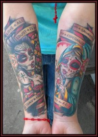 Seriously Ruined: Tattoo
