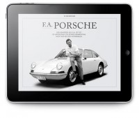 Porsche Christophorus 356 iPad - Kusk