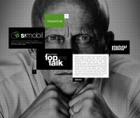 Top Talk 2012 | vbg.si - creative design studio