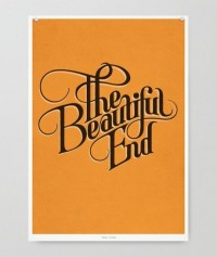 Amazing Typography by Mats Ottdal | Cruzine