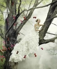Cade Martin's Fairy Tale Wedding - My Modern Metropolis