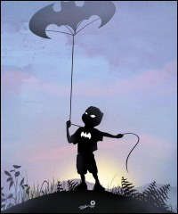 'When I Grow Up' series by Andy Fairhurst | Abduzeedo | Graphic Design Inspiration and Photoshop Tutorials