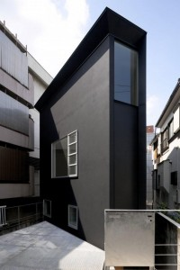 A+ / OH House, Japan, by Atelier TEKUTO