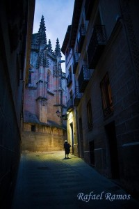 A R T . Y O U . E N J O Y / Segovia 8 by Rafael Ramos Fenoy