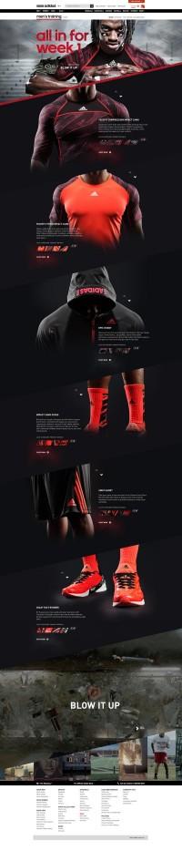 adidas Week 1 Experience on