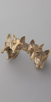 Adorn. / Alkemie Jewelry Fox Cuff