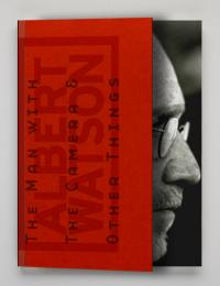 ALBERT WATSON BOOK on